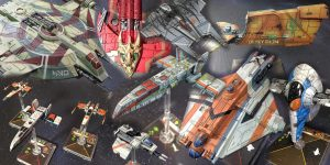Star Wars: X-Wing Seraphim Studios Tournament @ Orlando | Florida | United States