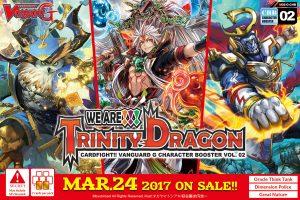 CardFight!! Vanguard: We Are!!! Trinity Dragon Sneak Peek @ Orlando | Florida | United States