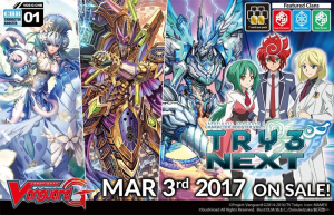 3/4 Vanguard Try 3 Next 2 Box Tournament! @ Cool Stuff Games South Orlando | Orlando | Florida | United States