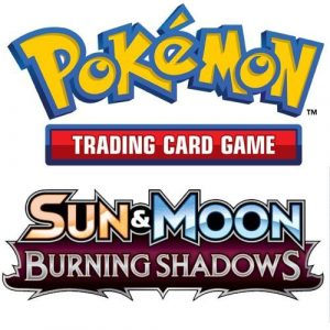 Pokemon: Sun and Moon - Burning Shadows Prerelease @ Cool Stuff Games - Hollywood | Hollywood | Florida | United States