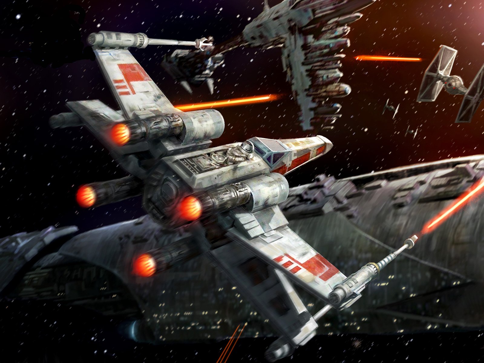 Star Wars X Wing Coolstuffgames