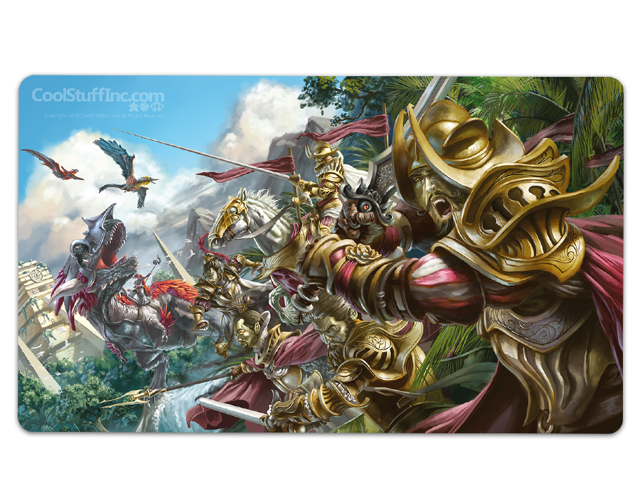 Immortal Inquisition Playmat