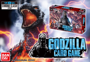 Chrono Clash: Godzilla Brawl Event Double Kit @ Cool Stuff Games South Orlando