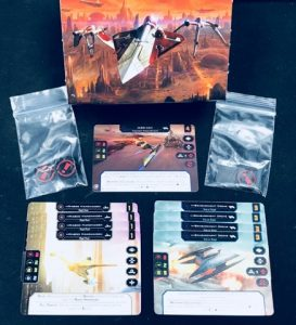 Star Wars X-Wing $100 Store Credit Tournament PLUS Premium Kit @ Cool Stuff Games South Orlando