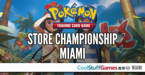 Pokemon: CoolStuffGames Store Championship @ Cool Stuff Games - Miami