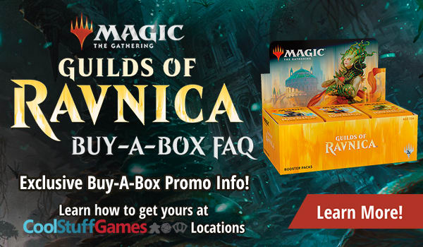 Guilds of Ravnica Buy-a-Box Promo