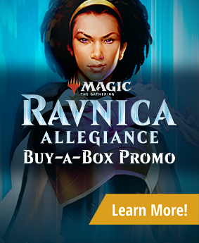 Ravnica Allegiance Buy-a-Box Promotion