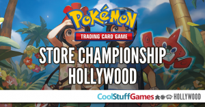 Pokémon: CoolStuffGames Store Championship @ Cool Stuff Games - Hollywood