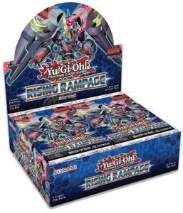 3 Box Rising Rampage Yu-Gi-Oh! Tournament @ Cool Stuff Games - Maitland