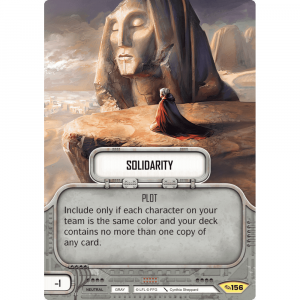 Star Wars: Destiny Solidarity Tournament @ CoolStuffGames - Waterford Lakes