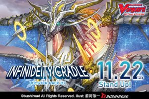 Cardfight!! Vanguard: Infinideity Cradle Sneak Preview @ Cool Stuff Games - Hollywood