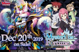 Cardfight! Vanguard The Mysterious Fortune Sneak Peek @ Cool Stuff Games South Orlando
