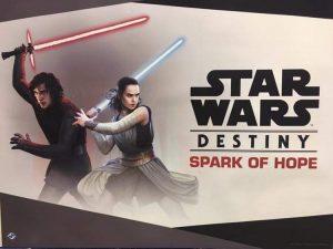 Star Wars Destiny Spark of Hope Sealed Tournament