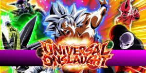 Dragon Ball Super: Universal Onslaught Tournament @ Cool Stuff Games - Miami