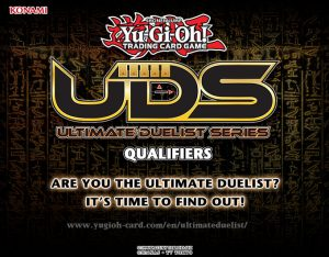 Yu-Gi-Oh! Ultimate Duelist Series Qualifier Tournament @ CoolStuffGames - Waterford Lakes