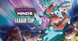 Pokemon Sun & Moon Unified Minds League Cup @ Cool Stuff Games - Maitland