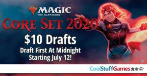 Core Set 2020 Draft Weekend @ Cool Stuff Games - Maitland