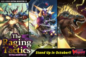 Cardfight Vanguard Raging Tactics 2 Box Tournament @ Cool Stuff Games - South Orlando