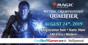 Mythic Championship Qualifier – CSG Hollywood @ Cool Stuff Games - Hollywood