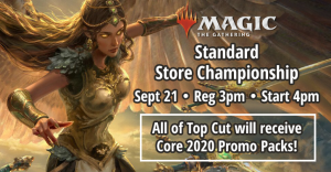 Magic: the Gathering Standard Championship @ Cool Stuff Games South Orlando