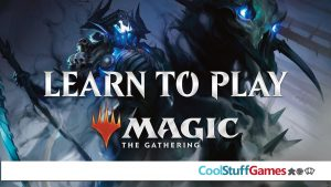 Magic, The Gathering: Promo Pack Learn to Play Day