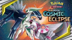 Pokémon: Sun & Moon - Cosmic Eclipse Prerelease @ Cool Stuff Games - Hollywood
