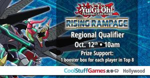 Yu-Gi-Oh! WCQ Regional Qualifier @ Cool Stuff Games - Hollywood