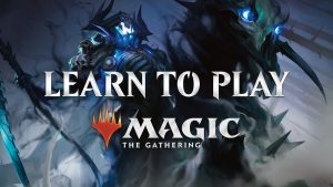 Learn to Play Magic: the Gathering @ Cool Stuff Games - Hollywood