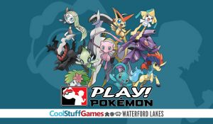 Pokemon: Unified Minds Season 2 - League Challenge @ Cool Stuff Games - Waterford Lakes