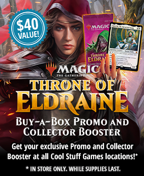 Throne of Eldraine Buy-a-Box Promo