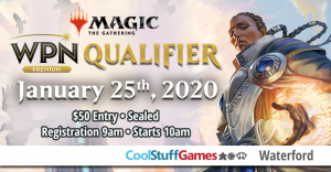 Magic: The Gathering WPN Qualifer @ Cool Stuff Games - Waterford Lakes