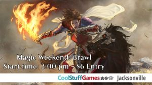 Magic Weekend: Brawl
