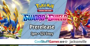Pokemon: Sword and Shield Pre-release