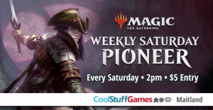 Pioneer Weekly Tournament @ Cool Stuff Games - Maitland