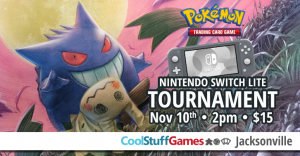 Pokemon: Switch Lite Tournament