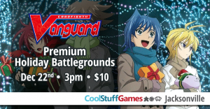 Cardfight!! Vanguard Premium Holiday Battlegrounds