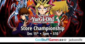Yu-Gi-Oh! Store Championship