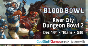 Blood Bowl: River City Dungeon Bowl 2