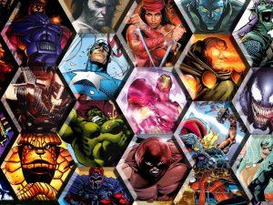 Heroclix 500pts Modern Age Tournament @ Cool Stuff Games South Orlando