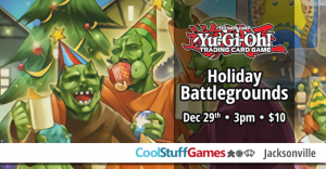 Yu-Gi-Oh! Holiday Battlegrounds