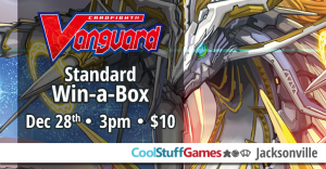 Cardfight!! Vanguard Standard Win-a-Box