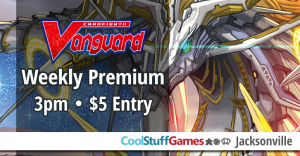Cardfight!! Vanguard Weekly Premium