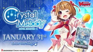 Cardfight!! Vanguard: Crystal Melody Sneak Preview @ Cool Stuff Games - Miami