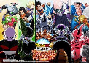Dragon Ball Super: Universal Onslaught Tournament @ Cool Stuff Games - Hollywood