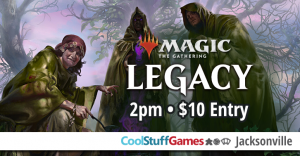 Magic, The Gathering: Super Saturday Legacy
