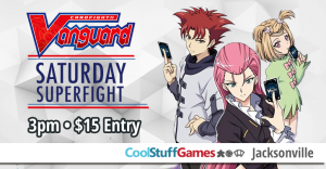 Cardfight!! Vanguard Saturday Superfight