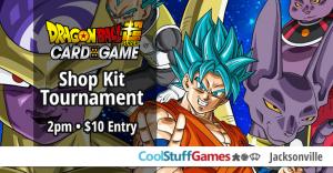 Dragon Ball Super: Shop Kit Tournament