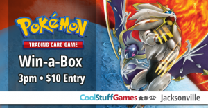 Pokemon: Win-a-Box