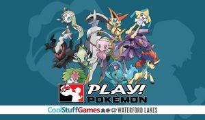 Pokemon: Sword & Shield TCG Season 1 League Challenge @ Cool Stuff Games - Waterford Lakes