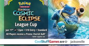 Pokemon: Cosmic Eclipse League Cup